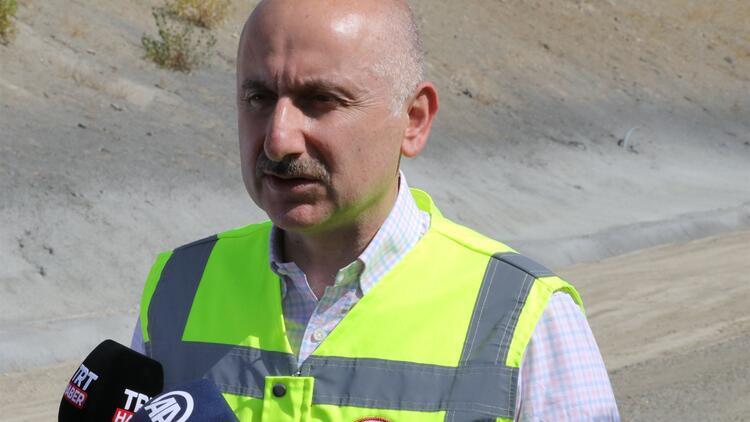 Bakan Karaismailoğlu: Huzurun sağlanması için ant içtik