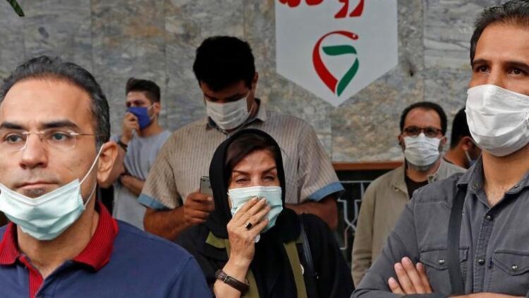 İran'da koronavirüs önlemleri artırılıyor, son 24 saatte Kovid-19'dan 195 kişi hayatını kaybetti