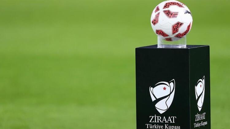 Son dakika haberi | Ziraat Türkiye Kupası'nda 1. tur maçlarının programı belli oldu