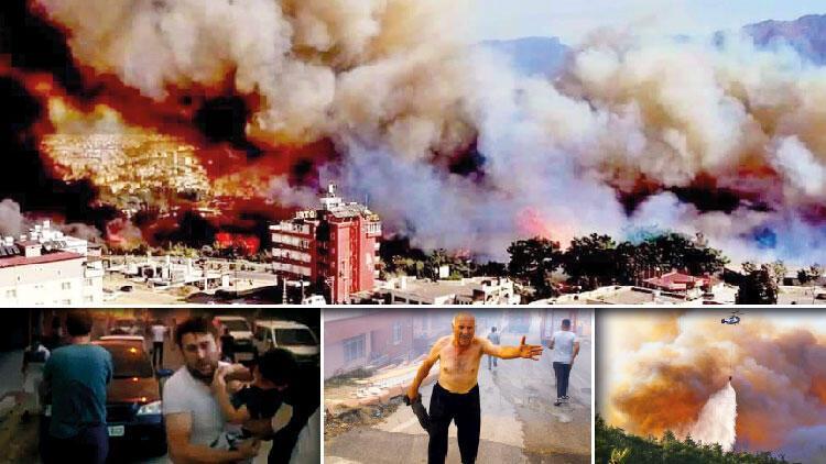 Yangınları PKK üstlendi! İhanet ateşi