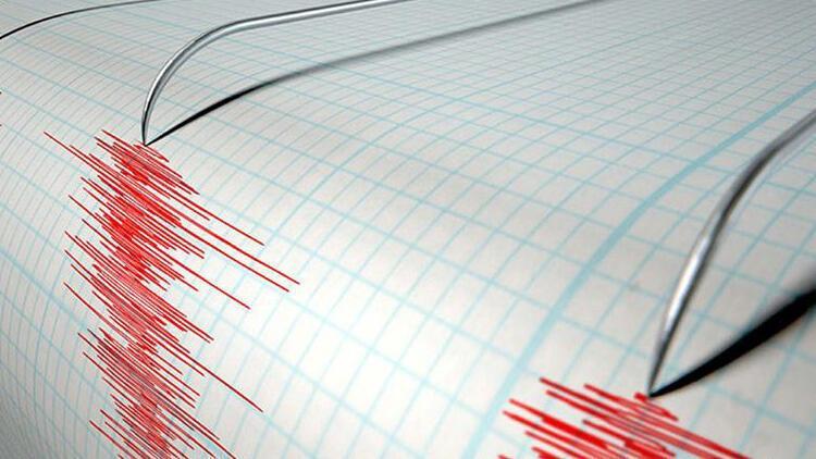 Son dakika... İzmir açıklarında deprem