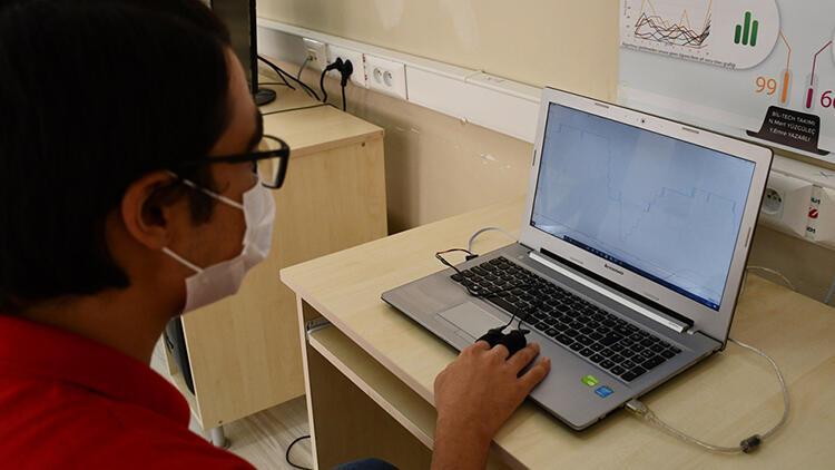 Sınav stresini azaltan yazılım: e-Biyosınav