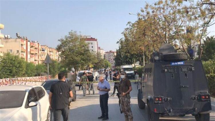 Son dakika haberleri... Mersin'de boş arsada patlama: 1 yaralı