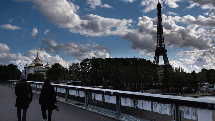 Fransa'da koronavirüs kâbusu devam ediyor!