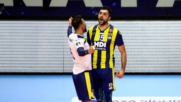 Fenerbahçe HDI Sigorta 3-0 Arkas Spor