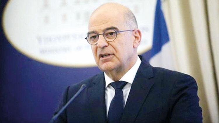 Son dakika: Yunan Dışişleri Bakanı Dendias'tan küstah iddia
