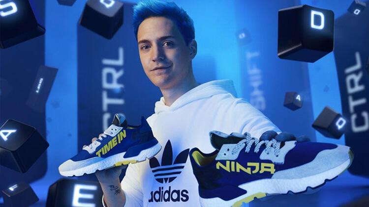 Ninja x Adidas koleksiyonu: Chase the Spark