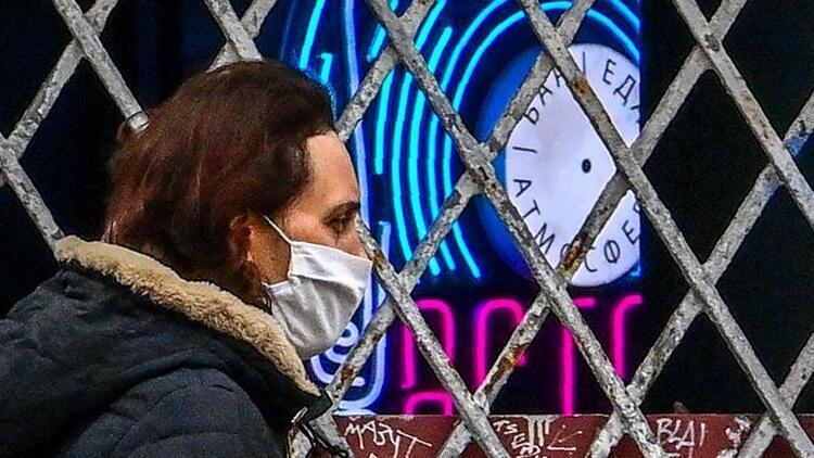 Rusya'da 24 saatte 13 binden fazla vaka