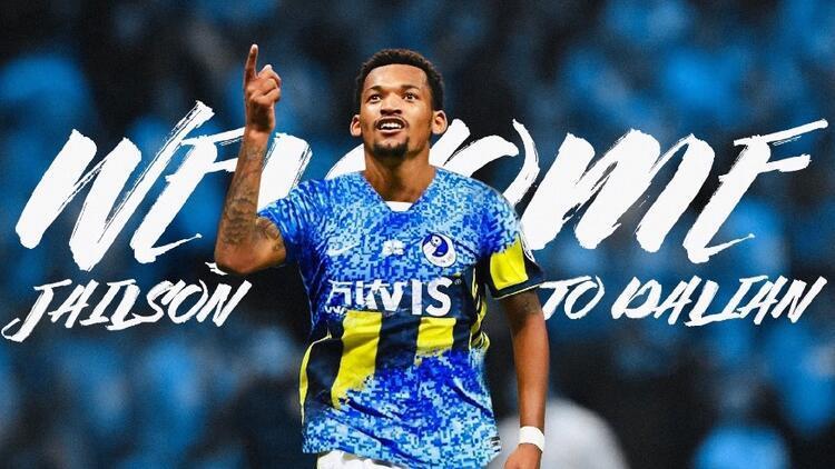 Son Dakika | Dalian Pro, Fenerbahçe'den ayrılan Jailson'un transferini açıkladı!