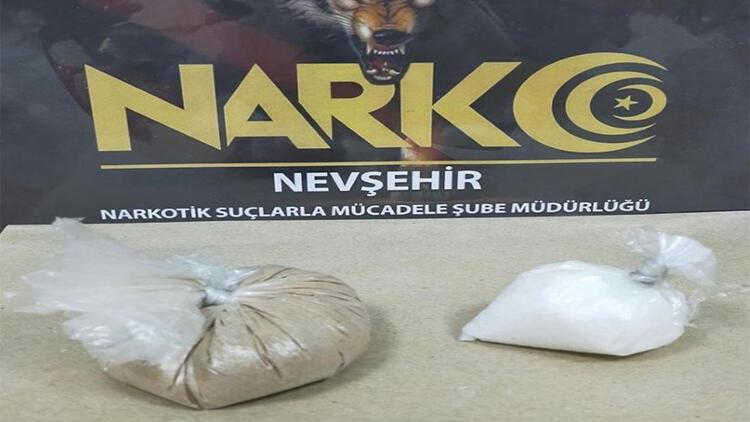 Uyuşturucu taciri 1 kişi tutuklandı