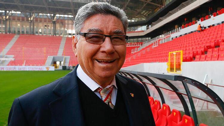 Son dakika   Göztepe'nin efsane futbolcularından Nevzat Güzelırmak vefat etti