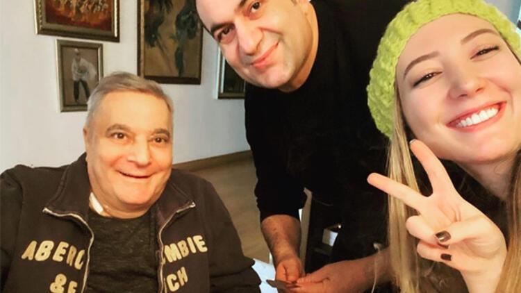 Mehmet Ali Erbil ortaya çıktı!