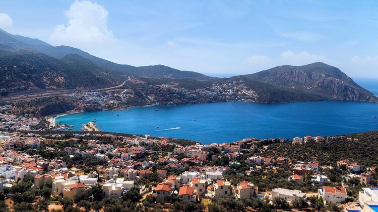 Akdeniz'de cennetten bir köşe: Kalkan