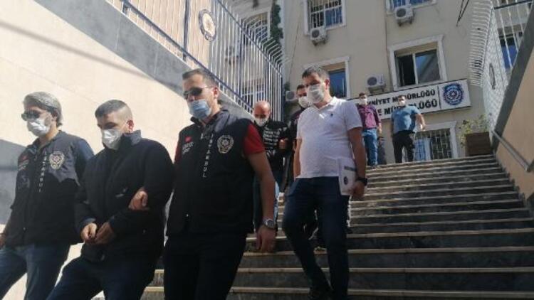 Son dakika... İstanbul'da sahte içki operasyonunda gözaltına alınan 3 kişi adliyede