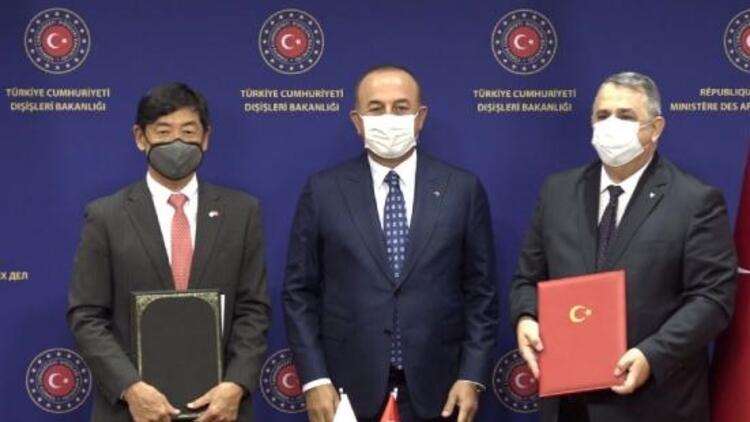 Türkiye ile Japonya arasında Teknik İşbirliği Anlaşması