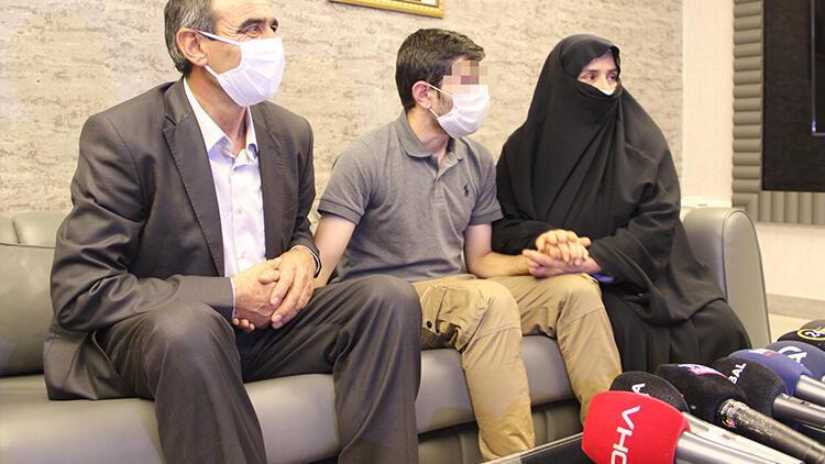 Diyarbakır'da HDP önündeki evlat nöbetinde 19'uncu kavuşma... 6 yıl sonra buluştular
