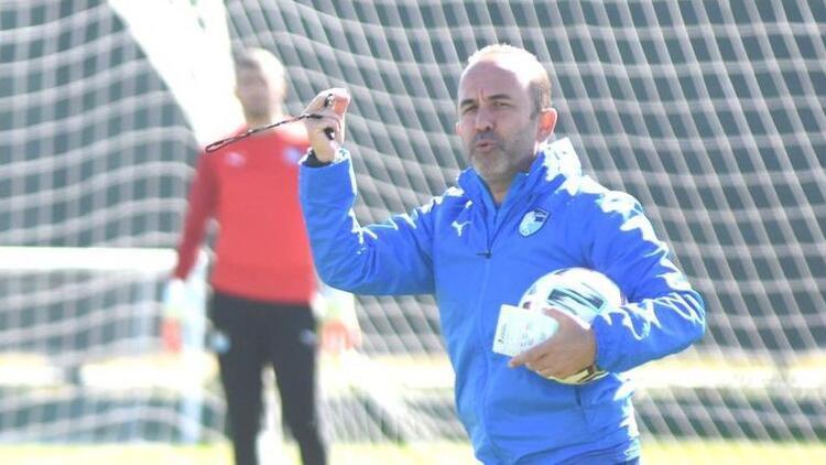 BB Erzurumspor'da Hatayspor hazırlıkları! Taktik ağırlıklı...