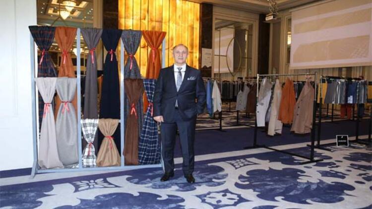 İtalyan kumaş üreticileri Türk hazır giyim sektörü için İstanbul'da