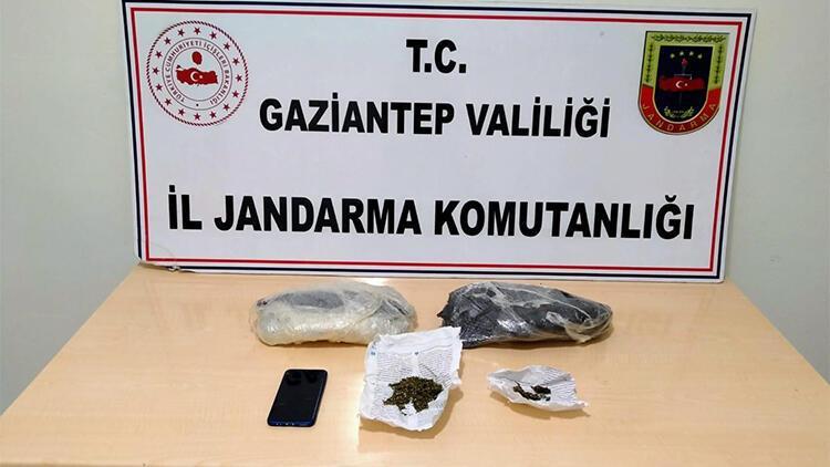 """""""Hamileyim"""" dedi uyuşturucu çıktı"""