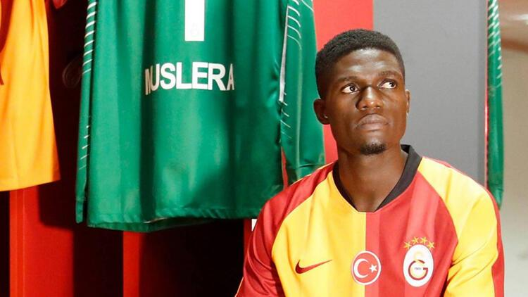 Son dakika haberi | Galatasaray'da Ozornwafor'un lisansı çıkarılmadı