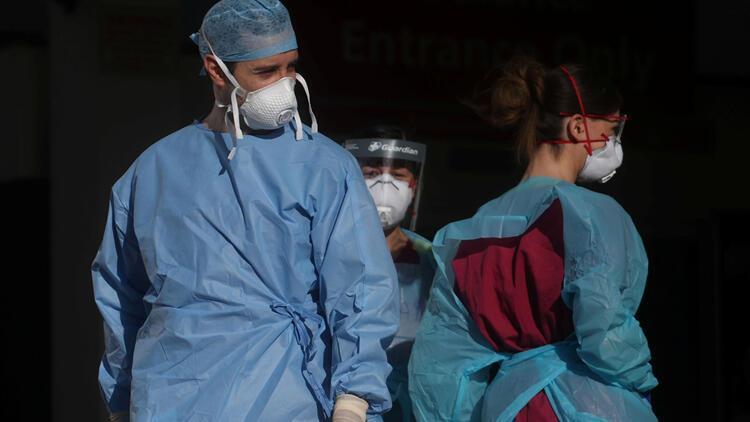 ABD'de koronavirüse bağlı ölümler artıyor!