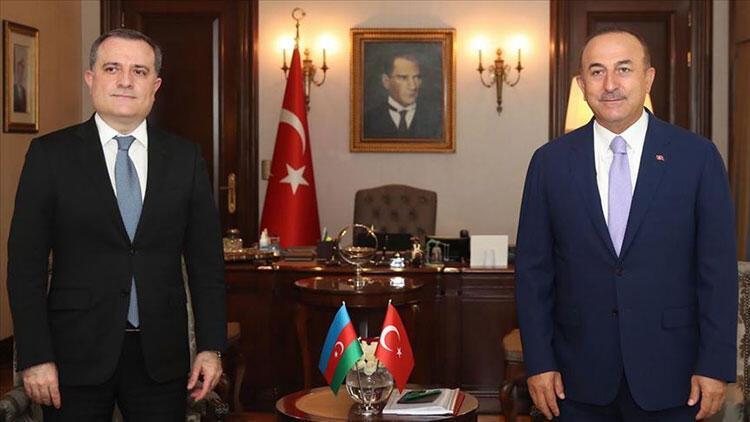 Son dakika haberi: Bakan Çavuşoğlu'ndan kritik görüşme