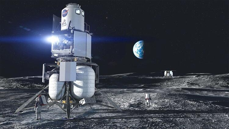 Artemis, Ay'a iniş için deneme uçuşu gerçekleştirdi