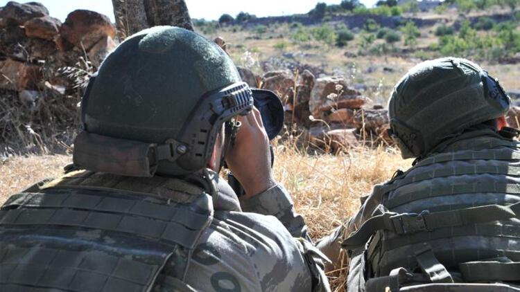 Son dakika... MSB duyurdu: 3 PKK/YPG'li terörist etkisiz hale getirildi