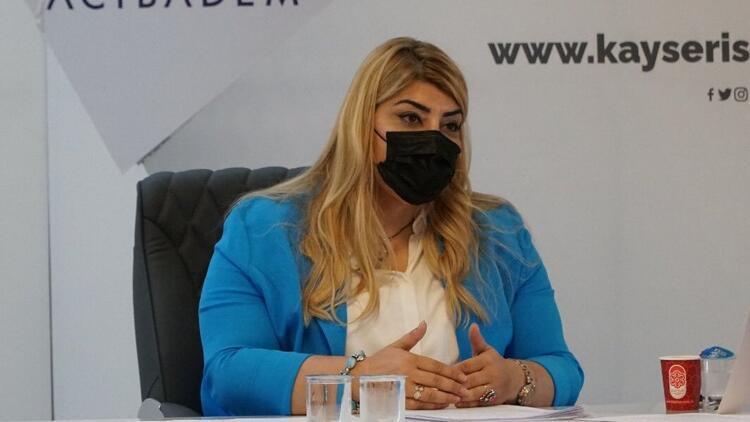 """Berna Gözbaşı: """"Bambaşka bir Kayserispor ortaya çıkardık..."""""""