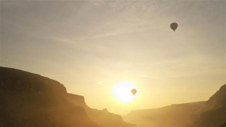 Kayseri'de sıcak hava balonu uçuşlarına pandemi etkisi