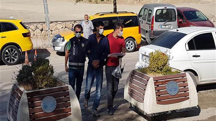 Elazığ'da 6 evden kombi hırsızlığı şüphelisi yakalandı