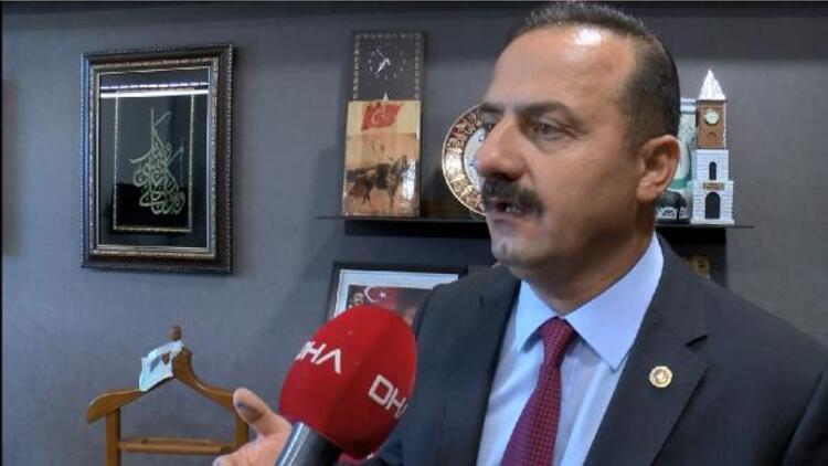 İYİ Partili Yavuz Ağıralioğlu: Yargı mensupları tweet atamazlar