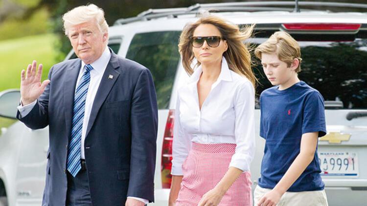 Melania Trump duyurdu! 'İlk testi negatifti ama...'