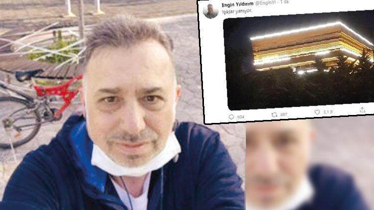 AYM üyesinin tweet'iyle başladı: Başkentte 'ışık'lı kriz