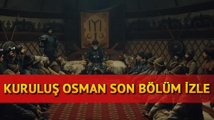 Kuruluş Osman 29. son bölüm full ve kesintisiz izle( 14 Ekim) - Kuruluş Osman 30. yeni bölüm fragmanı yayında!