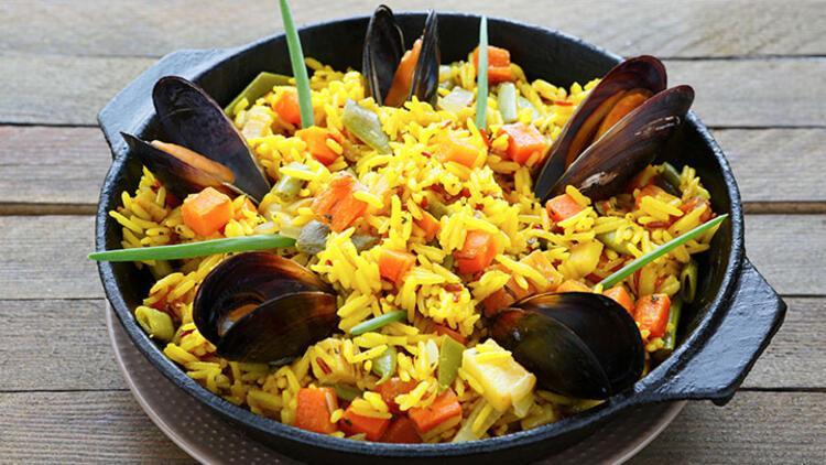 Paella nedir ve nasıl yapılır? Kolay paella tarifi