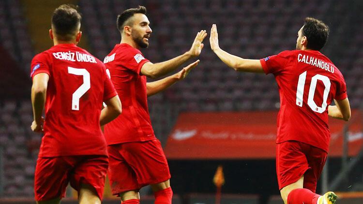 Son Dakika | Türkiye gruptan nasıl lider çıkar? Uluslar Ligi'nde lider olmak neden önemli?