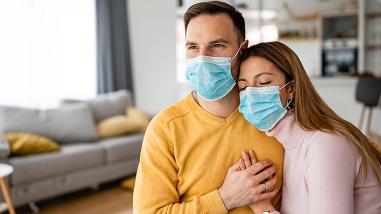 Pandemi, Yakınlaşma Korkusu Yaşayan Çiftleri Etkiledi