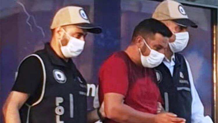 21 yıl hapis cezası bulunan şüpheli yakalandı