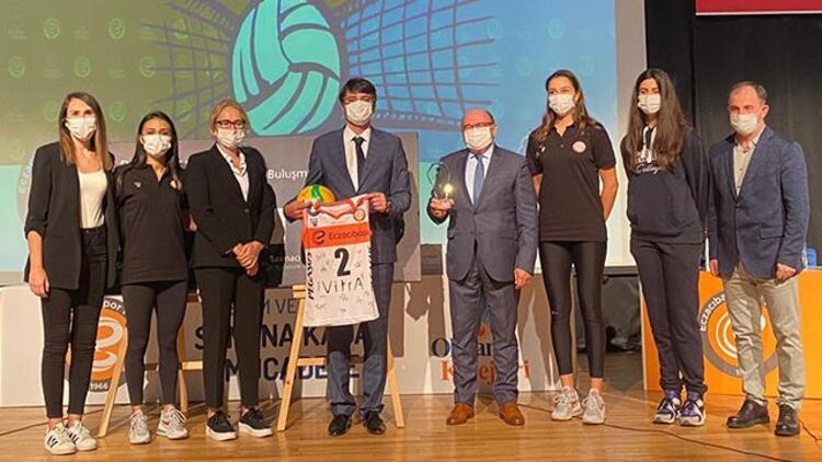 Eczacıbaşı SK ve Okyanus Koleji spor ve eğitimdeki güçlerini birleştirdi!