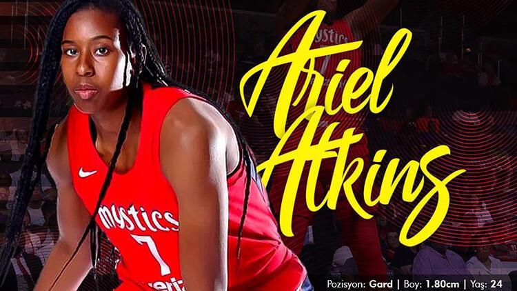 Elazığ İl Özel İdare, ABD'li basketbolcu Ariel Atkins'i transfer etti