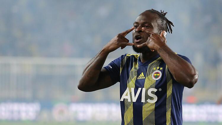 Son Dakika Haberi | Fenerbahçe'nin eski yıldızı Victor Moses resmen Spartak Moskova'da!