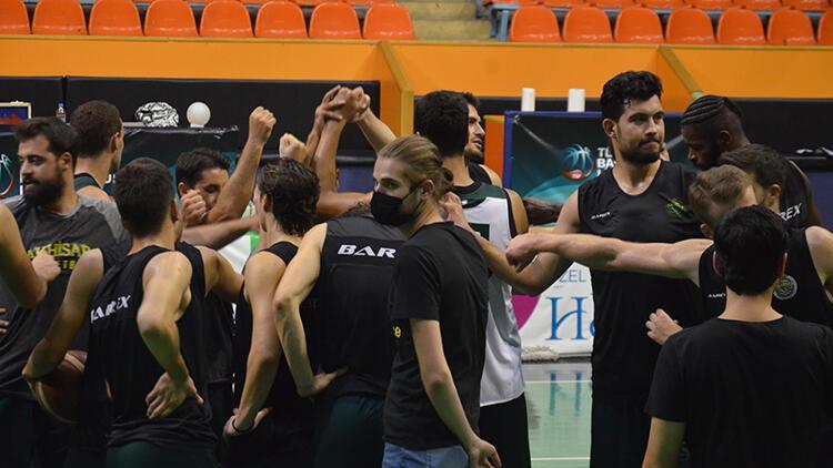 Son Dakika Haberi | Akhisar Belediyespor Erkek Basketbol Takımı'nda 13 kişinin Kovid-19 testi pozitif çıktı