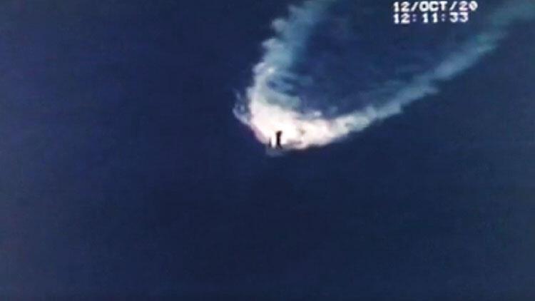 Atina'ya görüntülü yanıt: İşte görünmez dediğiniz denizaltılarınız