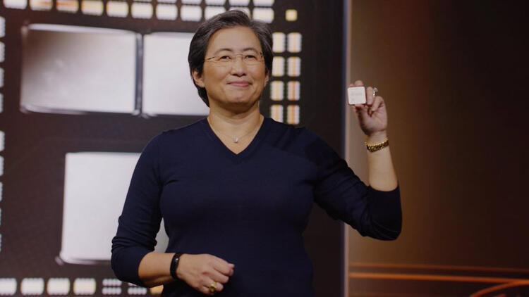 AMD Ryzen 5000 Serisi masaüstü işlemcileri duyuruldu