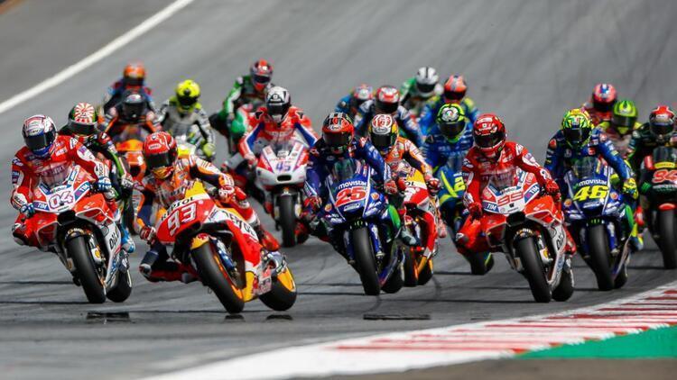 MotoGP'de heyecan İspanya'da devam edecek