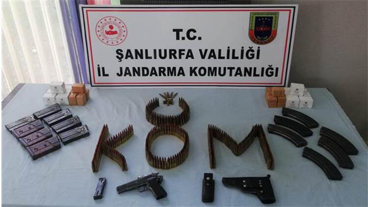 Viranşehir'de silah kaçakçılığı operasyonu: 2 gözaltı