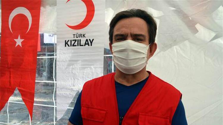 Kızılay, Edirne'de kan bağış çadırı açtı