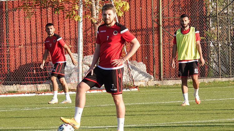 Gençlerbirliği, Denizlispor maçının hazırlıklarına devam etti