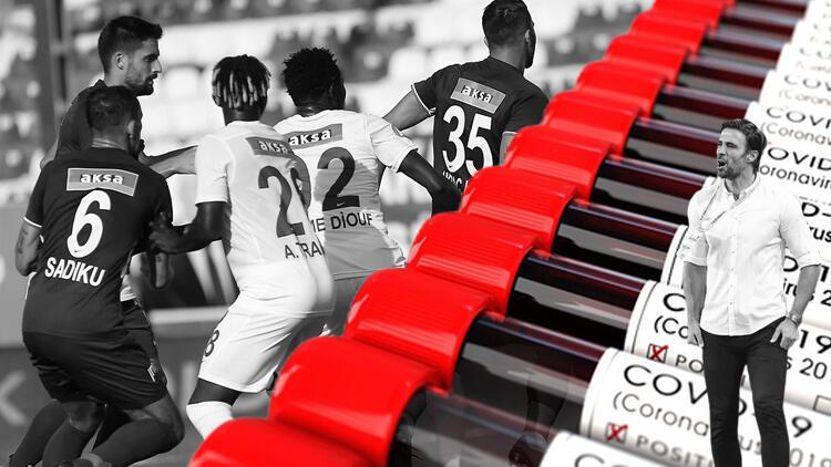 Son Dakika Haberi | Hatayspor'da virüs şoku! Toplam 17 pozitif vaka... Erzurumspor maçı ertelendi